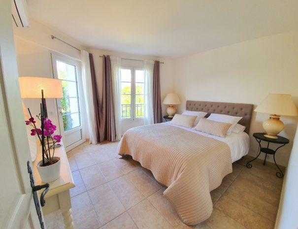 Chambre n°2 avec vue le cannet villa